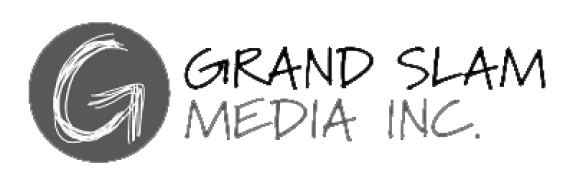 Grandslam media partner logo